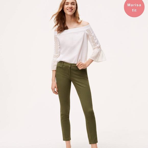 8596e1df74 Petite Maternity Skinny Zip Pocket Sateen Pants Maternity